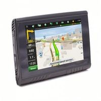 """Wholesale Price 5 inch Waterproof Motorcycle Bluetooth GPS/ 5"""" Handsfree motorbike sat nav navigation"""