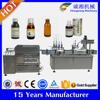 2015 hot Automatic monoblock liquid filler,liquid filler machine