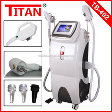 multi-functional Elight hair removal IPL + RF + Laser tattoo removal skin care beauty machine