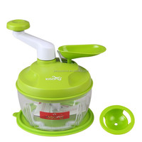Convenient muti faction manual meat and vegetable chopper