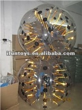 Shinning Body bumper ball