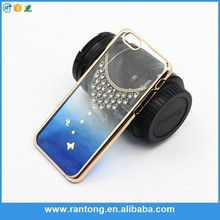 Factory sale attractive style hybrid diamond mobile phone case for sale