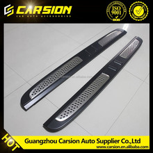 Chevrolet Captiva 2007+ Luxury Side Steps Running Boards Set