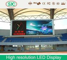 Gym display led notice board manufacturer
