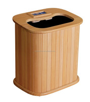 Korea far infrared sauna wooden foot bath barrel