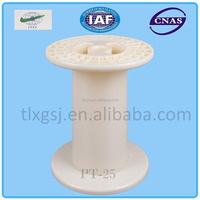 filament abs injection plastic wire reel in good service factory