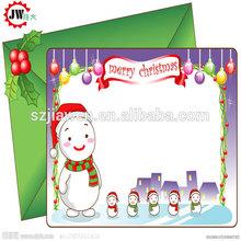 Hermoso de papel plegado de papel tarjeta de la tarjeta venta al por mayor