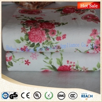 Cold Winter Use 220 V Electric Blanket With 150*70 Size