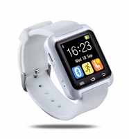 Bluetooth Smart U80 Watch BT-notification Anti-Lost MTK WristWatch for iPhone 4/4S/5/5S Samsung Android Phone