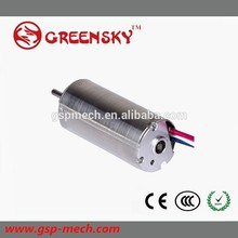 High speed 3w~9w coreless brushless dc motor integrated controller with CE