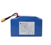 Hot selling 36v 4400mah 18650 type of li-ion battery pack 4.4ah Electric unicycle scooter battery for Wheelbarrow