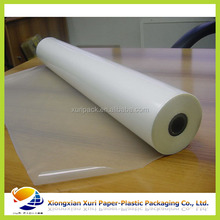 High barrier blown Stretch film