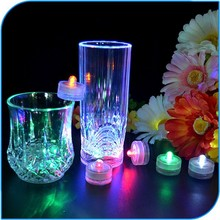 2015 Superior Quality Led Submersible Centerpiece Light