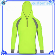 Wholesale Fishing Shirts Polyester Long Sleeve Quick Dry Fishing Shirts Customize Fishing Shirts Dri Fit