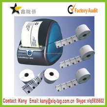 2015 Factory Price Roll Blank White dymo 4x6 compatible for mailing logistics