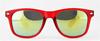 2015 Latest Original Wayfarer TR90 Mirror Gold Revo Coating Ray Sunglass Glass Eyewear RB