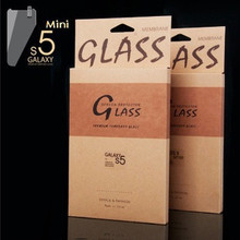 "JJL Tempered Glass Screen Protector For Samsung Galaxy S5 Mini Duos (0.4mm 4.5"" 2.5C 9H HD Clear)"