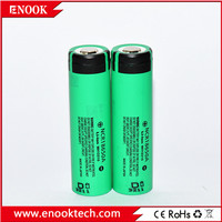 Hot !!! High quality rechargeable lithium ion 3.7v battery 18650 Authentic NCR18650a 3100mAh battery