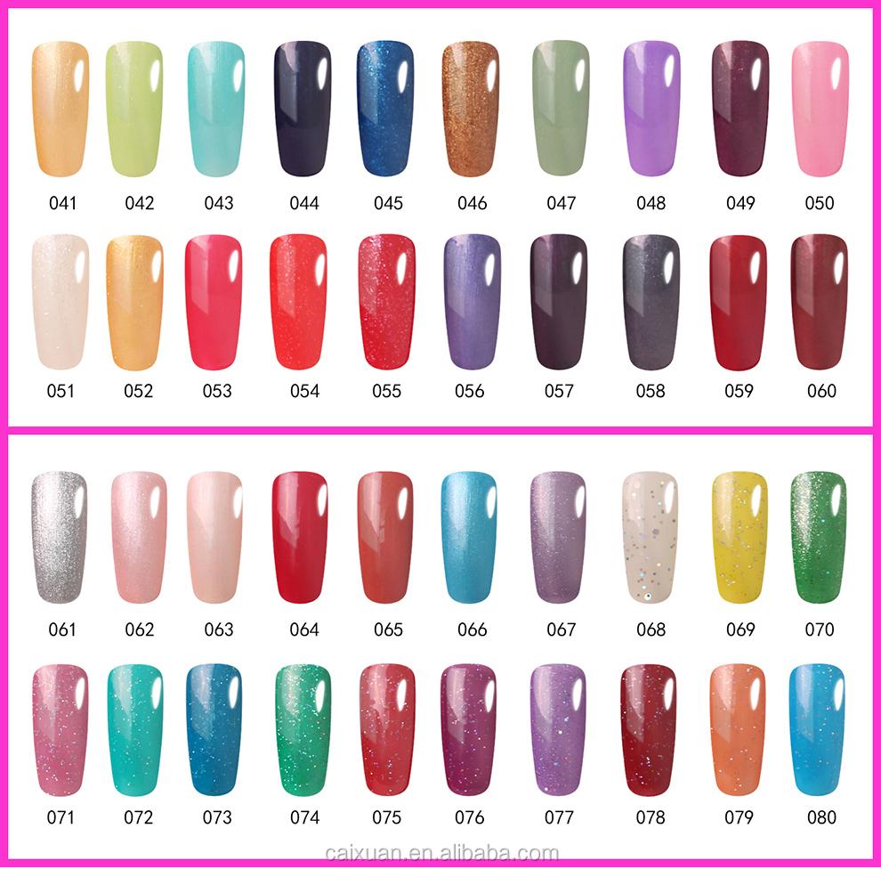 Summer 2015 Nail Colours: 2015 Newest Summer Colors Soak Off Nail Uv Gel Polish