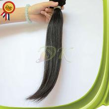 Natural Hair Malaysian Remy Weft Hair Pre Braided Hair For Micro Braids