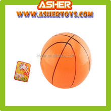 Kid Sport Play Game inflatable Toy stuffed Soft Mini Basketball