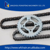china motorcycle chain/parts for mini 49cc motorcycle