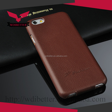 2015 Newest Genuine Pu Leather Flip Card Slot Phone Case For Iphone 6S 6s Plus