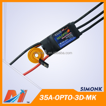 Maytech auto follow drone 35A 3D flight SimonK ESC electronic speed controller