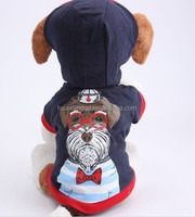 Pet clothing dog clothes cute dog hoodies dog sweatshirt