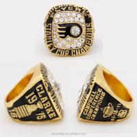 Popular men fashion ring,Ice hockey ring Philadelphia flyers Stanley cup hockey championship ring(SWTPR1124)