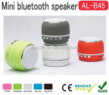 hi-end best products big sound bluetooth speaker drum retro speaker micro usb speaker support tf card