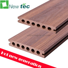 New arrival 2015 hot sale decking high quality wood plastic composite Ultra Quality, wood plastic composite board
