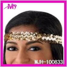 garment l hair accessory flower hair clips MJH-100833