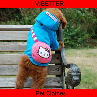 H101 2015 Hot Sale Wholesale Dog Clothes Cheap Good Quality Nice Design Pet Apparel & Accessories Backpack Sweater with Hat cap