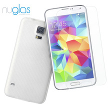 Nuglas Anti Shock Tempered Glass Screen Protector For Samsung Galaxy S5 mini OEM/ODM Top Quality Factory Price