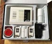 Frequenza di controllo mobile 433/315mhz gsm+pstn dy-g10b allarme sistema di sicurezza fai da te