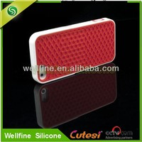 High quality protective mobile phone case, silicone rubber cover