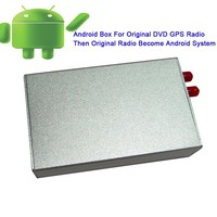 Hot Sale Car Android 4.4 GPS navigation box car dvd player USB SD WIFI Quad Core