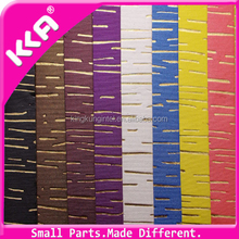 2013 hot Environmentally Friendly synthetic calendering pu leather pvc leather for computer bags
