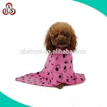 Winter Warm Pet Blanket Polar Fleece Dog Blanket Dog Bed Soft Blanket