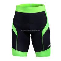 Design your own Compression wear bib shorts hot sale black training jogging cycling shorts