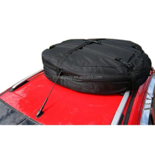 JT-V0202-6 waterproof polyester roof top cargo rack carrier/ roof top travel storage bag cargo carrier/car roo top bag