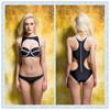 OEM service&wholesale BLACK PUSH UP women bikini