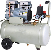 Silent oil free air compressor ,ROC1024J