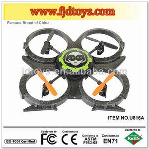 Mini papağan ar. Drone 4- ekseni 3d 2.4 GHz 4ch rc quadcopter kiti