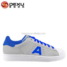 Hot selling classic design casual skate shoes for men