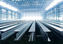 standard GB AISI ASTM DIN EN JIS I beam steel China manufacture