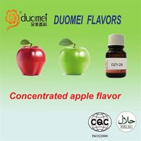 Concentrated apple flavor for beverage,dairy,candy,baking food and E flavor Liquid,etc