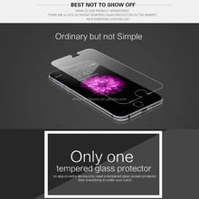 Sinva 2015 creative design magic touch tempered glass screen protector with smart touch back and confirm buttons