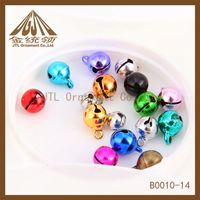 2012 hotsale high quality small iron ring bell 6mm